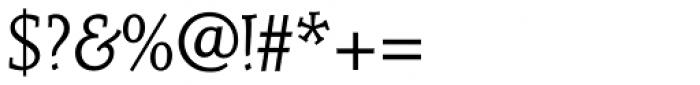 Poseidon Font OTHER CHARS