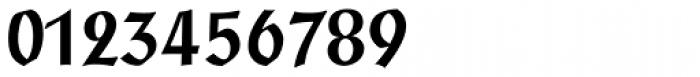 Post-Antiqua BE Medium Font OTHER CHARS