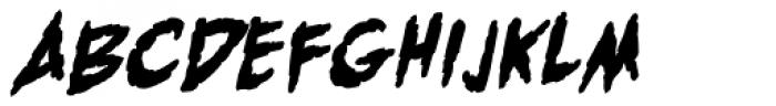 Post Mortem UC BB Bold Font LOWERCASE