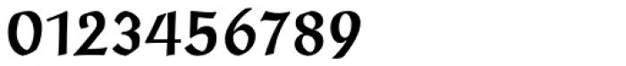Postillon Halbfett Font OTHER CHARS