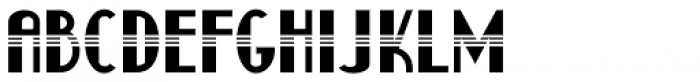 Poultry And Fish JNL Font UPPERCASE