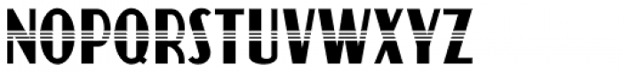 Poultry And Fish JNL Font LOWERCASE
