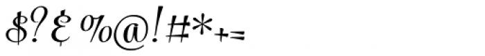 Powder Script Regular Font OTHER CHARS