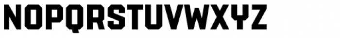 PowerStation Solid Font LOWERCASE