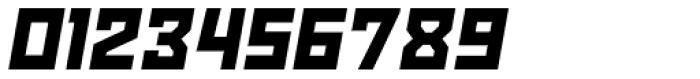 Powerlane ExtraBlack Oblique Font OTHER CHARS