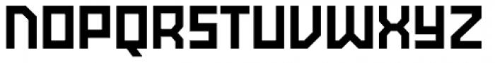 Powerlane ExtraBold Font UPPERCASE