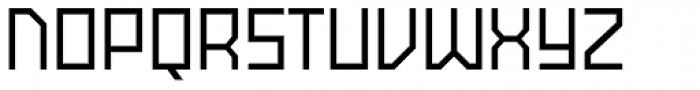 Powerlane Medium Font UPPERCASE
