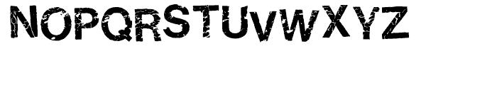 PP Ratbag Regular Font UPPERCASE