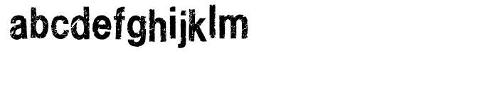 PP Ratbag Regular Font LOWERCASE