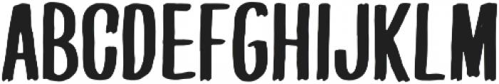 PQRS-Bold otf (700) Font UPPERCASE
