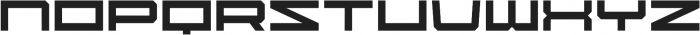 PROSPECTIVE CODE ttf (400) Font UPPERCASE