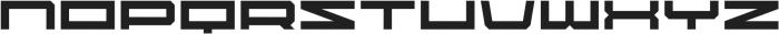PROSPECTIVE CODE ttf (400) Font LOWERCASE
