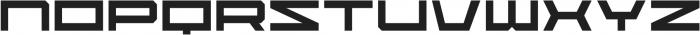 PROSPECTIVE Extended Base ttf (400) Font UPPERCASE