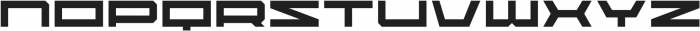 PROSPECTIVE Extended Base ttf (400) Font LOWERCASE