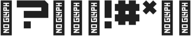 PROSPECTIVE SemiCondensed Base ttf (400) Font OTHER CHARS