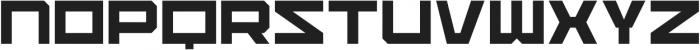 PROSPECTIVE SemiCondensed Base ttf (400) Font UPPERCASE