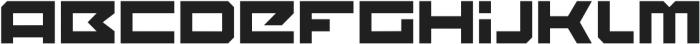 PROSPECTIVE SemiCondensed Base ttf (400) Font LOWERCASE