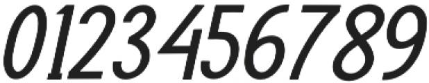 PRUISTIN SANS It Italic otf (400) Font OTHER CHARS