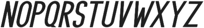 PRUISTIN SANS It Italic otf (400) Font UPPERCASE