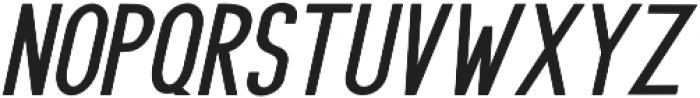 PRUISTIN SANS It Italic otf (400) Font LOWERCASE