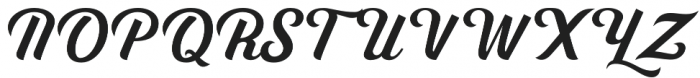 Prada otf (400) Font UPPERCASE