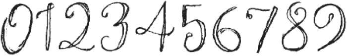 Prairie wind Script otf (400) Font OTHER CHARS