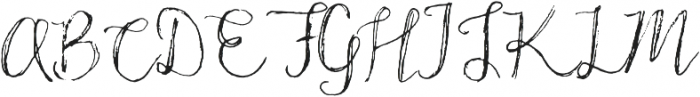 Prairie wind Script otf (400) Font UPPERCASE