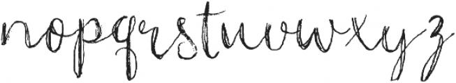 Prairie wind Script otf (400) Font LOWERCASE