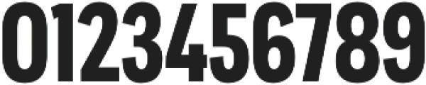 Praktika Bold Condensed otf (700) Font OTHER CHARS