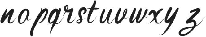 Precious Thing Regular otf (100) Font LOWERCASE