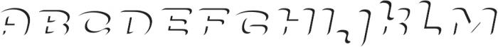 PreciousITALIC Precious otf (400) Font LOWERCASE