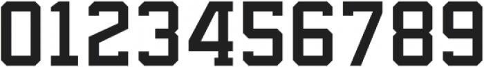 Predator 0316 - Slab SemiLight ttf (300) Font OTHER CHARS