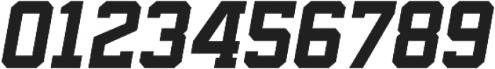 Predator 0316 - Slab ttf (400) Font OTHER CHARS