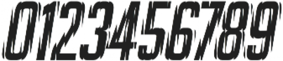 Predator otf (400) Font OTHER CHARS