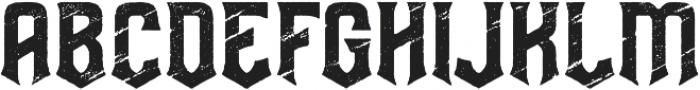 Predators Cuspid otf (400) Font UPPERCASE