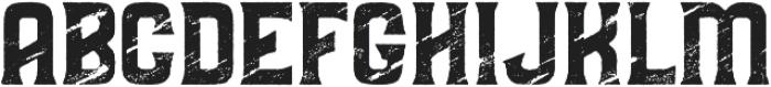 Predators Cuspid otf (400) Font LOWERCASE