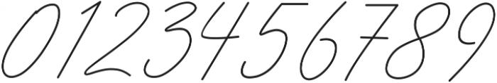 Presidente alt otf (400) Font OTHER CHARS