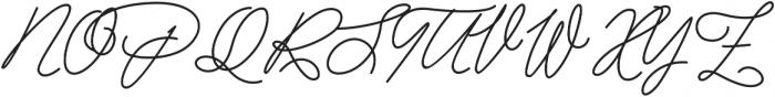 Presidente alt otf (400) Font UPPERCASE