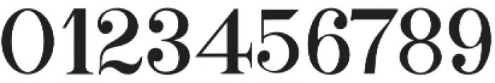 Presidente serif otf (400) Font OTHER CHARS