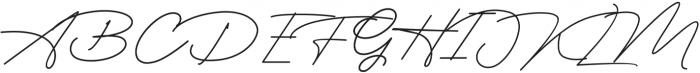 Presidente tail otf (400) Font UPPERCASE