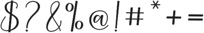 Prestiquen Bold Regular otf (700) Font OTHER CHARS