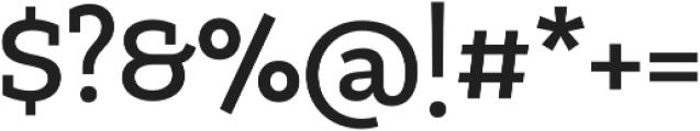 PretAPorter Slab Extra Bold otf (700) Font OTHER CHARS