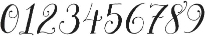 Pretty Script Alt 9 ttf (400) Font OTHER CHARS