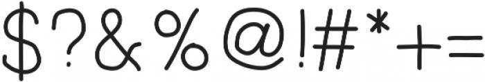 PrevekRegular ttf (400) Font OTHER CHARS
