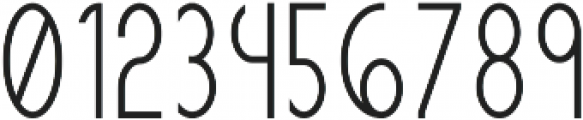 Pricisia Bold ttf (700) Font OTHER CHARS