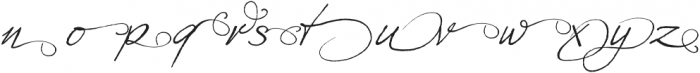 PrimaScript Alternative otf (400) Font LOWERCASE