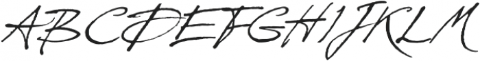 PrimaScript otf (400) Font UPPERCASE