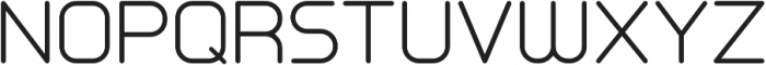 Primus otf (300) Font UPPERCASE