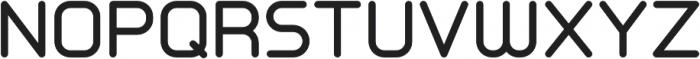 Primus otf (600) Font UPPERCASE