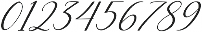 Princella Bold Slant Italic otf (700) Font OTHER CHARS